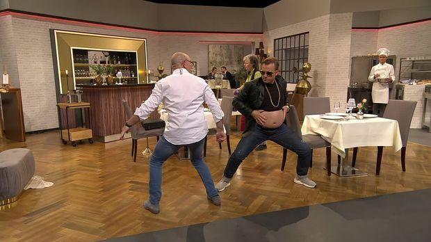Mord Mit Ansage - Die Krimi-impro Show - Mord Mit Ansage - Die Krimi-impro Show - Restaurant