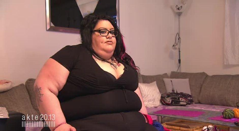 Frau mit 300 kg