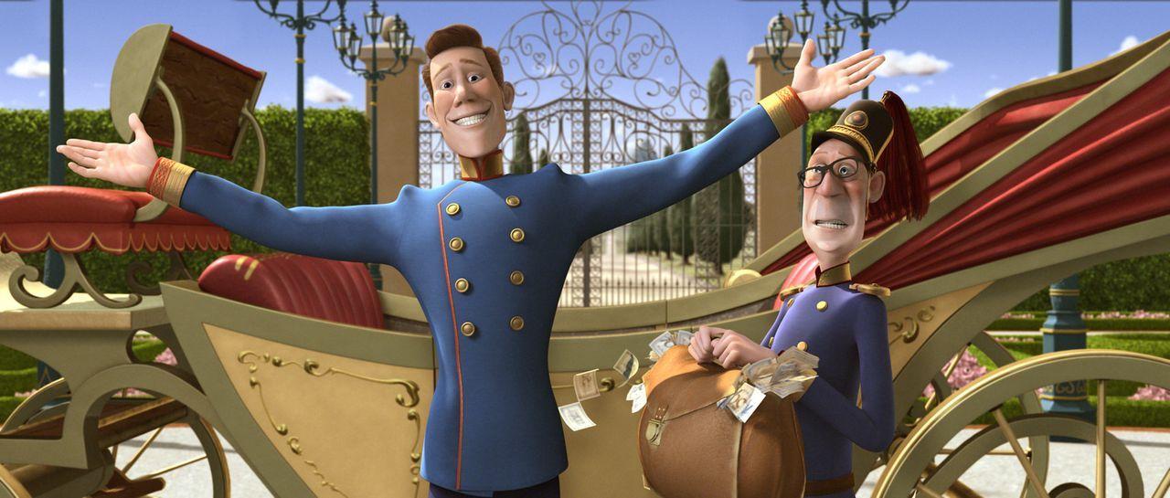 """Franz: """"Komm her, du Luder!"""" - Bildquelle: 2007 herbX film gmbh (Alle Rechte vorbehalten)"""