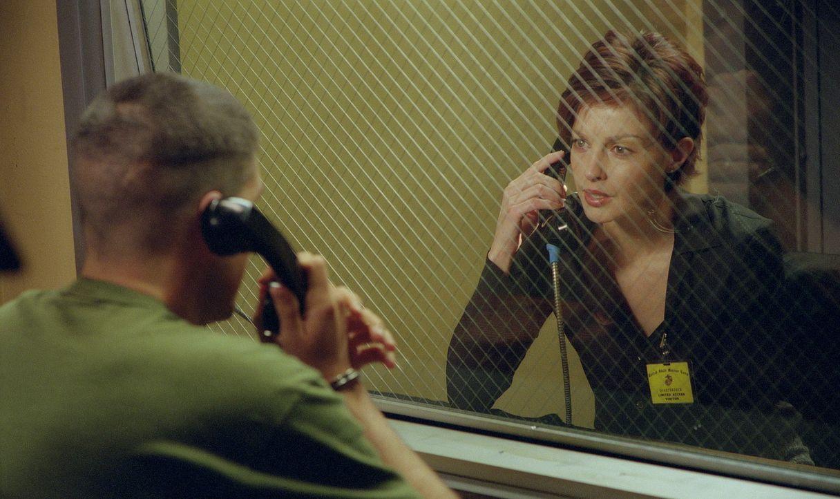 Anwältin Claire (Ashley Judd, r.), seit Jahren glücklich mit dem Ex-Marine Tom (James Caviezel, l.) verheiratet, kann nicht glauben, dass dieser w... - Bildquelle: 20th Century Fox Film Corporation