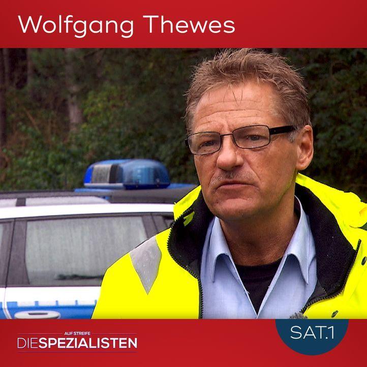 Wolfgang Thewes - Bildquelle: SAT.1