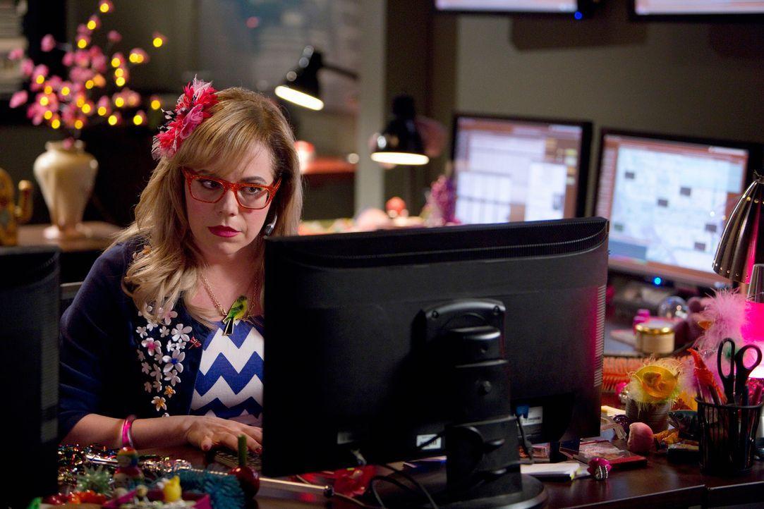 Gibt alles, um einen Fall zu lösen: Penelope (Kirsten Vangsness) ... - Bildquelle: ABC Studios