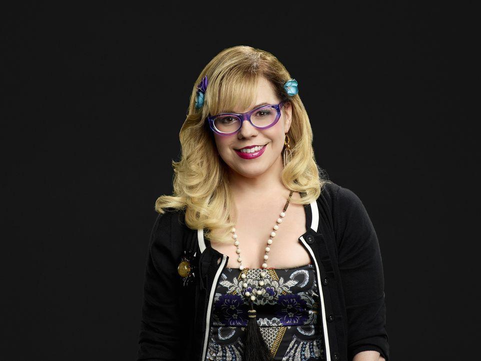 (9. Staffel) - Ohne sie geht gar nichts, die technische Expertin des B.A.U.: Penelope Garcia (Kirsten Vangsness ) ... - Bildquelle: ABC Studios