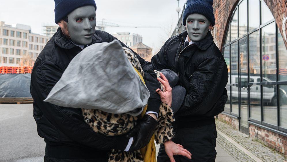 Kidnapping Stella - Bildquelle: Stephanie Kulbach Ferberfilm / Stephanie Kulbach