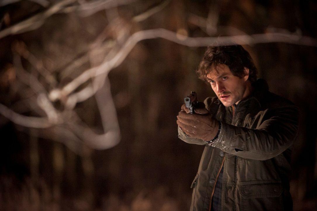 Halluzination oder Wirklichkeit? Für Will Graham (Hugh Dancy) wird es immer schwieriger, zu unterscheiden ... - Bildquelle: Brooke Palmer 2013 NBCUniversal Media, LLC