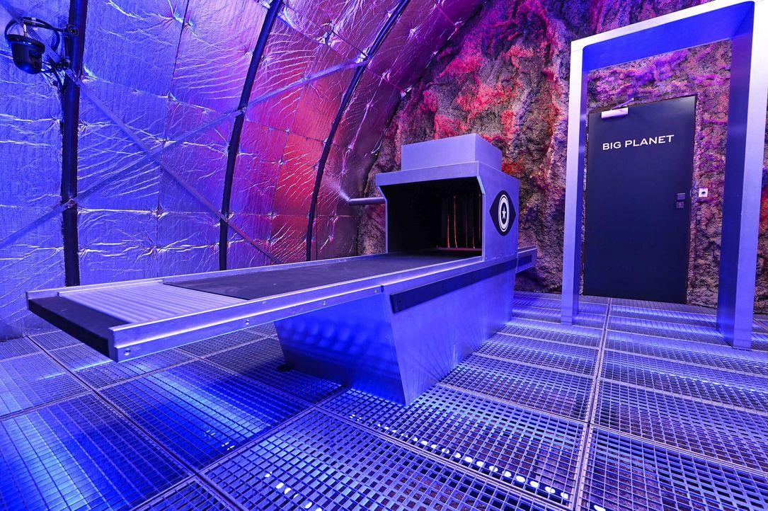 Promi Big Brother 2021 - Die ersten Fotos der Bereiche - 2272780 - Bildquelle: SAT.1/Willi Weber