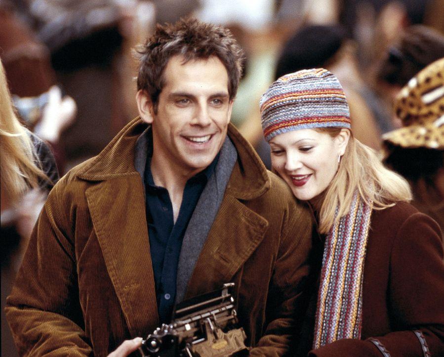 Als das frisch verheiratete, erfolgreiche Paar Alex (Ben Stiller, l.) und Nancy (Drew Barrymore, r.) in Brooklyn ein perfektes Haus finden, scheint... - Bildquelle: Miramax Films.  All Rights Reserved.
