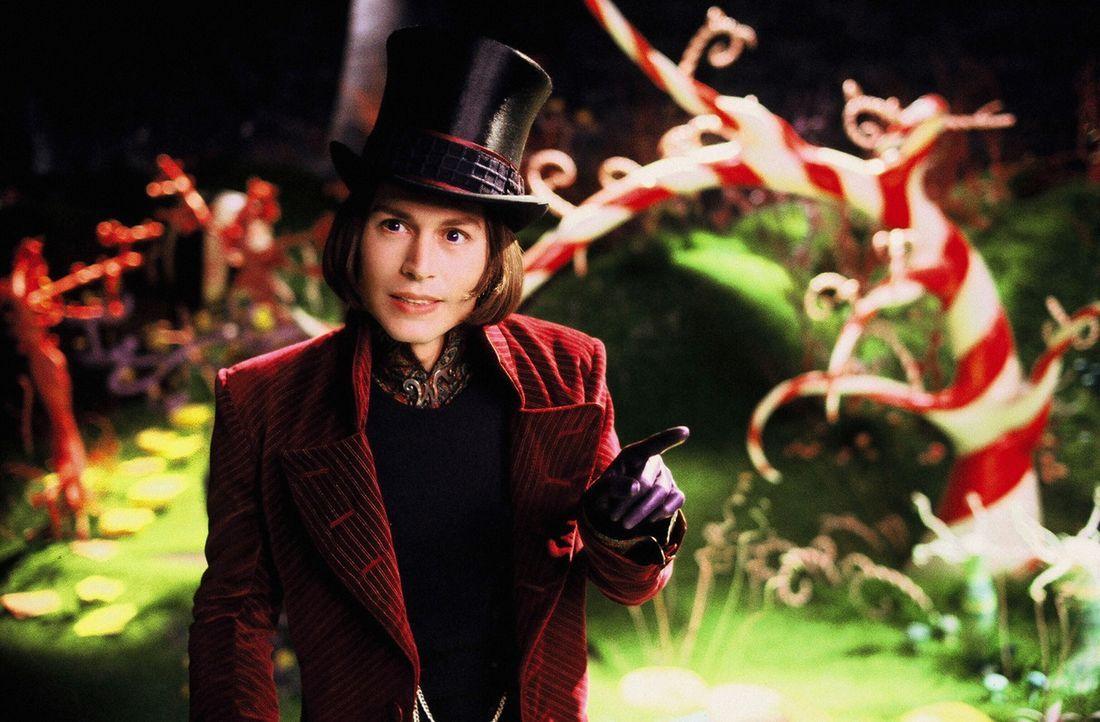 Charlie und die Schokoladenfabrik - Bildquelle: Warner Bros. Pictures
