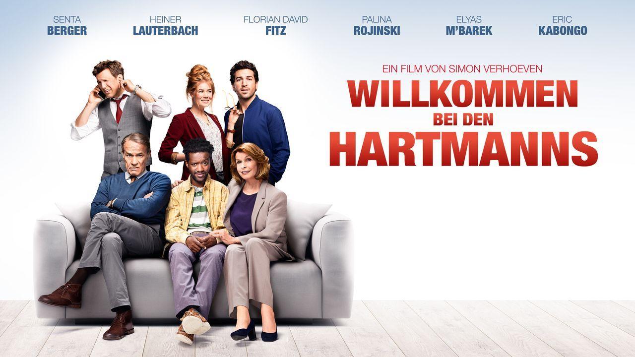 Willkommen bei den Hartmanns - Artwork - Bildquelle: WARNER