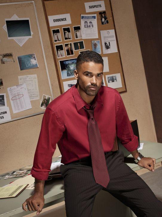 (1. Staffel) - Vor Special Agent Derek Morgan (Shemar Moore) und seinen Kollegen ist kein Serientäter sicher ... - Bildquelle: Touchstone Television