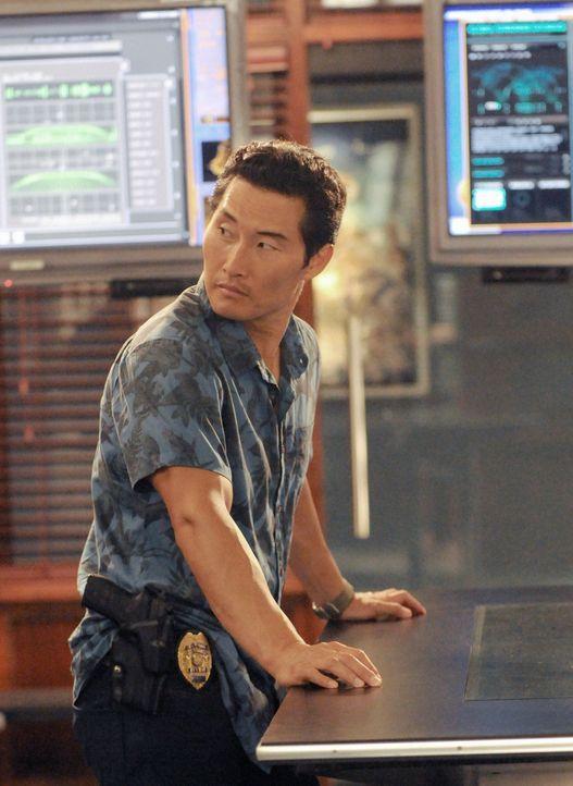 Ein neuer Fall wartet auf Chin (Daniel Dae Kim) ... - Bildquelle: 2013 CBS BROADCASTING INC. All Rights Reserved.
