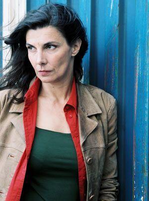 Karin Kienzer - Darsteller - Bildergalerie - Backstage - Anna und die Liebe - www.annaunddieliebe.de - Bildquelle: Alexander Lutz