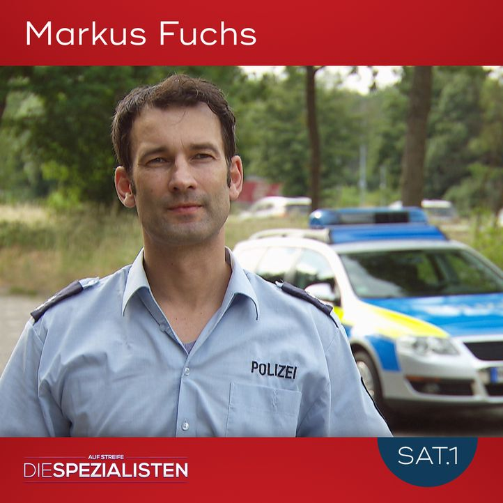 Markus Fuchs - Bildquelle: SAT.1