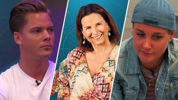 Big Brother - Big Brother - Folge 73: Ein überraschender Exit Und Intime Gespräche Mit Claudia Obert