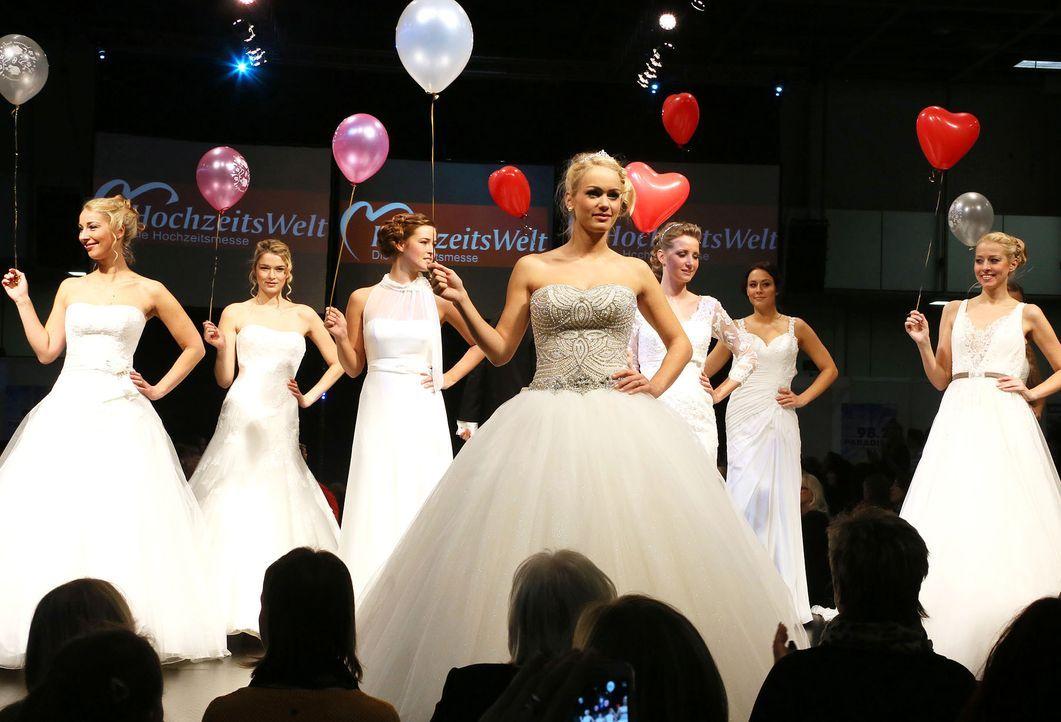 Hochzeitskleider-04-dpa - Bildquelle: dpa