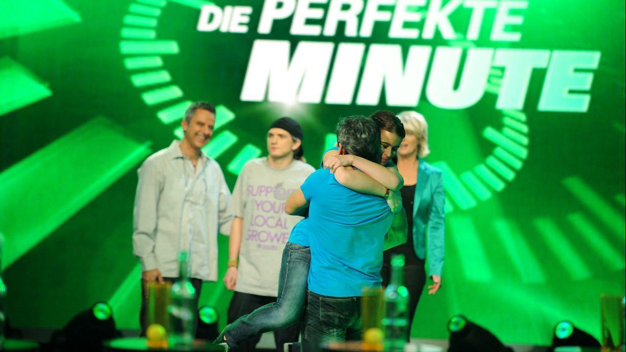 die-perfekte-minute-staffel03-120629-17-SAT1-Willi-Weber - Bildquelle: Willi Weber / SAT.1