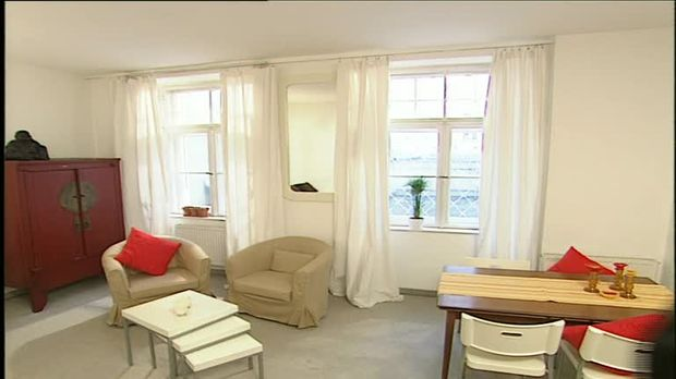 1-Zimmer-Wohnung Einrichten: Platz Nutzen