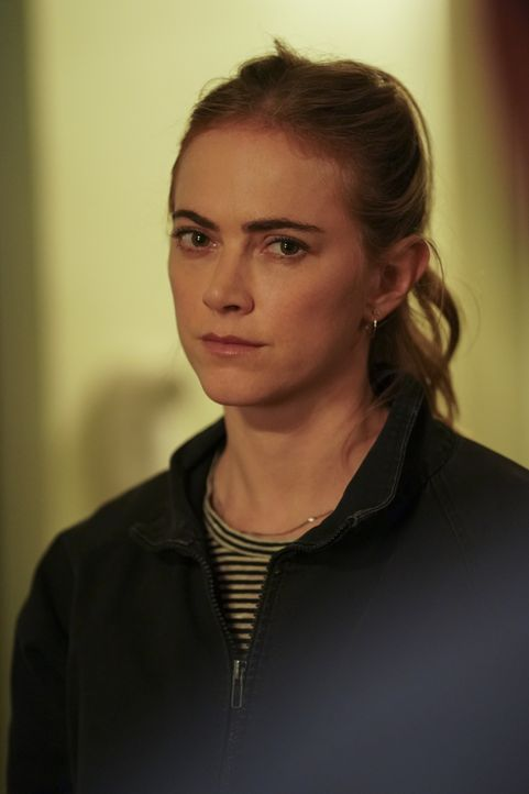 Ellie Bishop (Emily Wickersham) - Bildquelle: Bill Inoshita 2021 CBS Broadcasting, Inc. All Rights Reserved. / Bill Inoshita