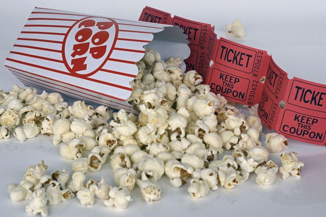 Ins Kino gehenSchnapp dir deine Mädels und rein in die nächsteSchnulze...