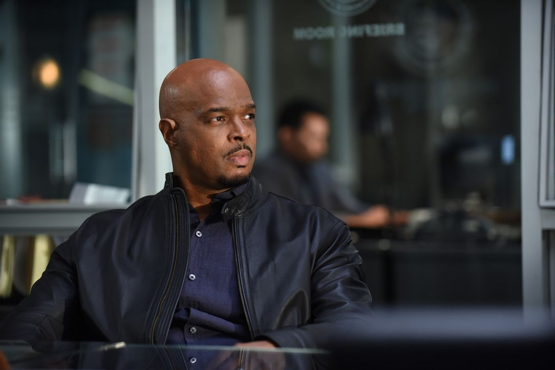 Roger Murtaugh (Damon Wayans) - Bildquelle: Ray Mickshaw 2019 Warner Bros. Entertainment Inc. All Rights Reserved./Ray Mickshaw