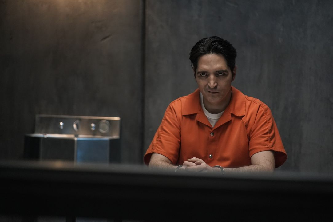 Murdoc (David Dastmalchian) - Bildquelle: Jace Downs 2019 CBS Broadcasting, Inc. All Rights Reserved / Jace Downs
