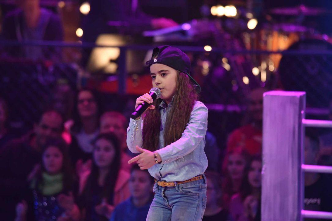 The-Voice-Kids-Stf04-Epi06-Auftritte-133-SAT1-André-Kowalski - Bildquelle: © SAT.1 / André Kowalski