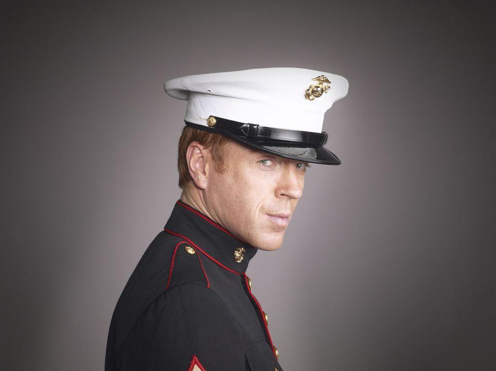 (1.Staffel) - Seine Rettung macht ihn zum Nationalhelden: Der Marine Sergeant Nicholas Brody (Damian Lewis) wird nach acht Jahren aus den Fängen de... - Bildquelle: 20th Century Fox International Television
