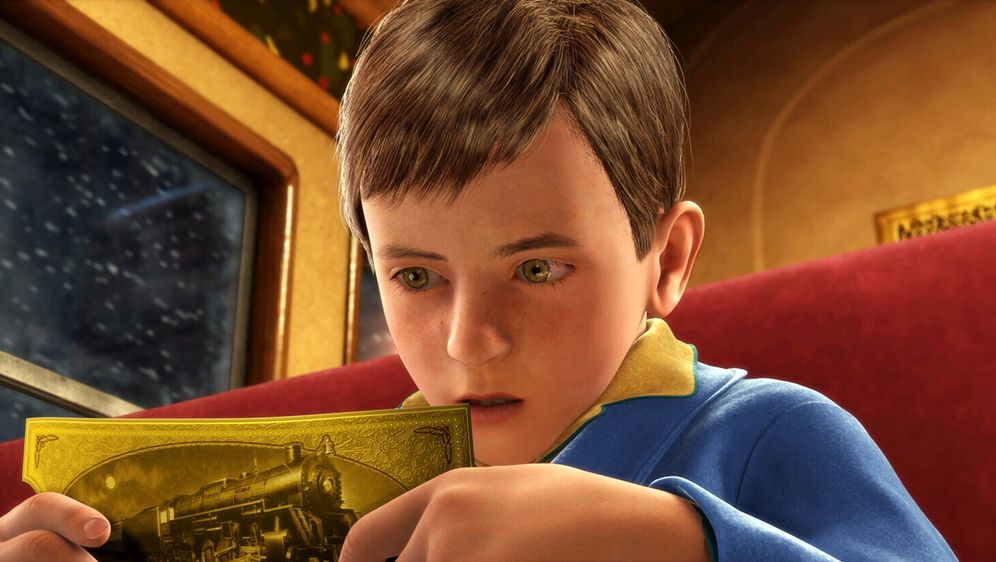 Der Polarexpress - Bildquelle: Warner Bros. Pictures