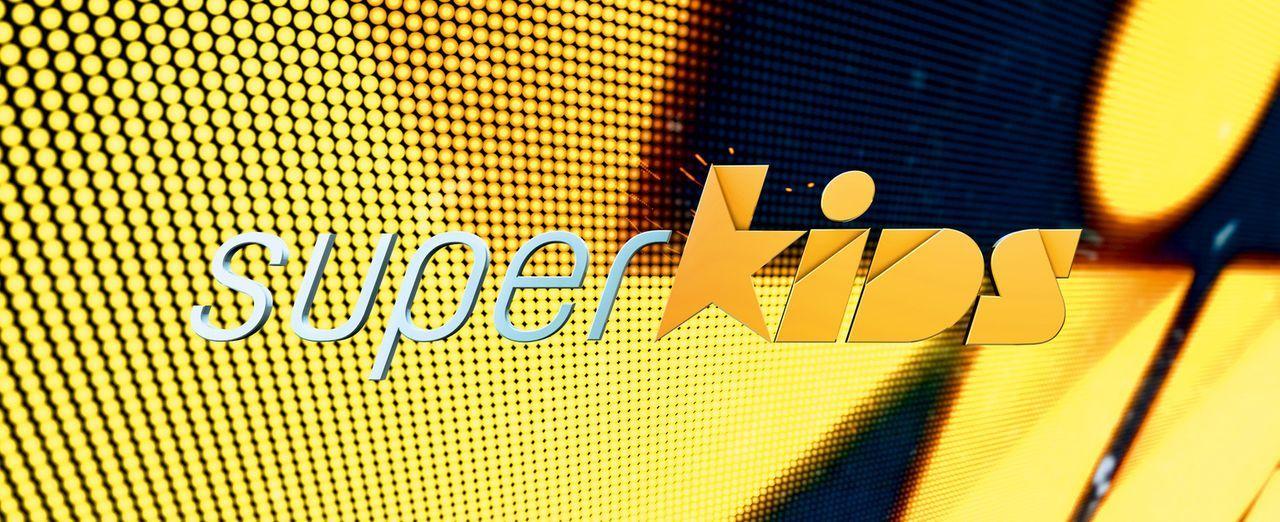 Superkids - Logo - Bildquelle: Sat.1
