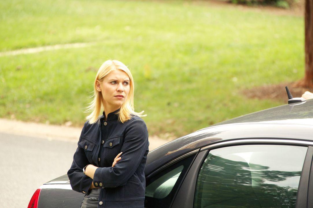 Carrie (Claire Danes) hat eine Idee, wie die CIA Tom Walker finden kann, bevor sich das FBI einmischt ... - Bildquelle: 20th Century Fox International Television