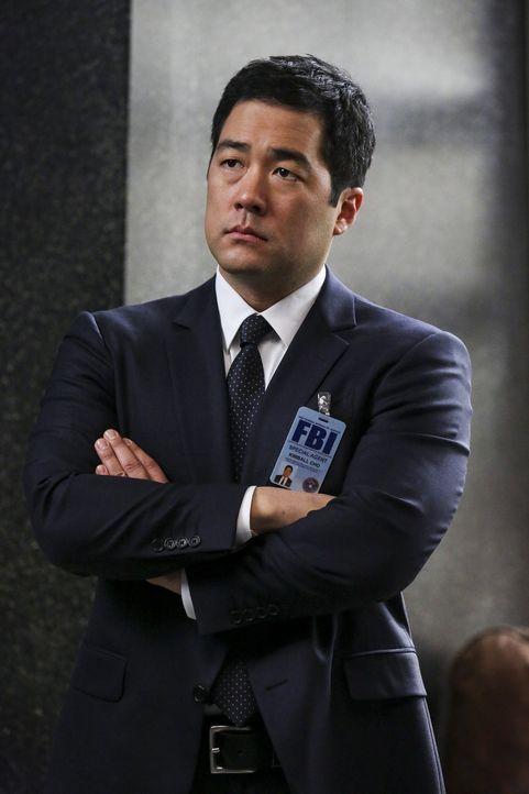 Ein geheimes Spionageverbund wird entlarvt. Kimball Cho (Tim Kang) sucht Verbindungen zum aktuellen Mord an einen High-Tech-Kartographen ... - Bildquelle: Warner Bros. Television