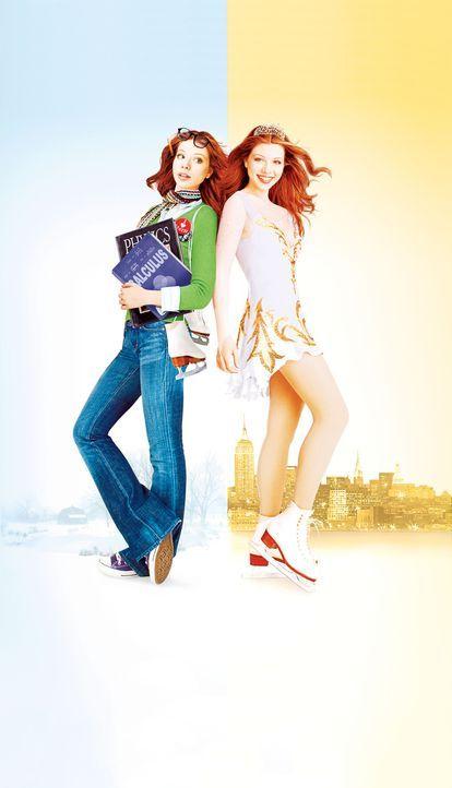 Die kluge Casey Carlyle (Michelle Trachtenberg) wird von ihrer zielstrebigen Mutter Joan konsequent auf ein Studium in Harvard vorbereitet. Dennoch... - Bildquelle: 2005 Disney Enterprises, Inc.