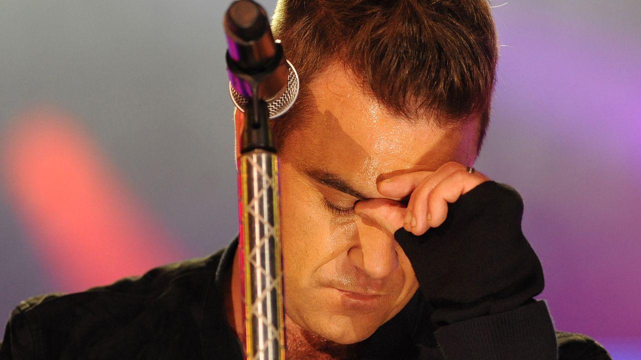 Robbie-Williams-10-09-12-Ben-Stansall-AFP - Bildquelle: Ben Stansall/AFP