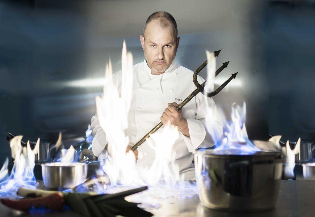 """""""Hell's Kitchen"""" - die härteste und heißeste Küche Deutschlands mit Frank Rosin ... - Bildquelle: Arne Weychardt SAT.1"""