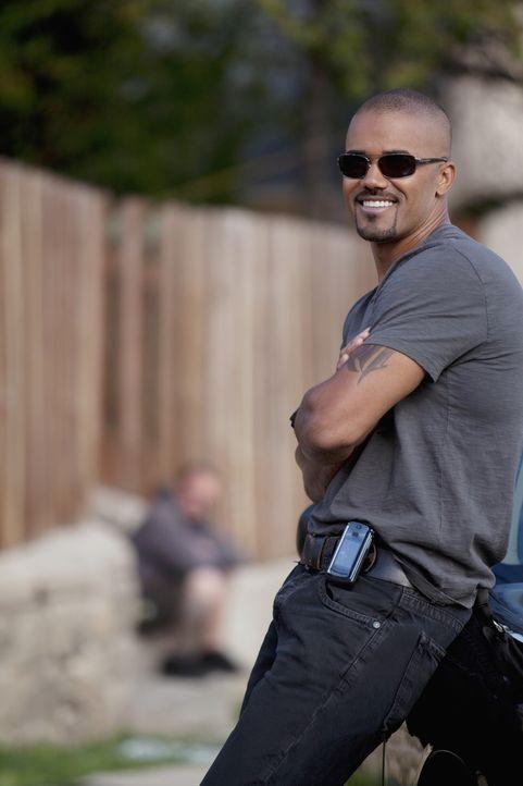 Geht gemeinsam mit seinen Kollegen auf Killerjagd: Morgan (Shemar Moore) ... - Bildquelle: Touchstone Television