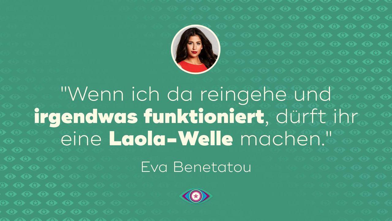 Tag 5: Eva - Laolawelle