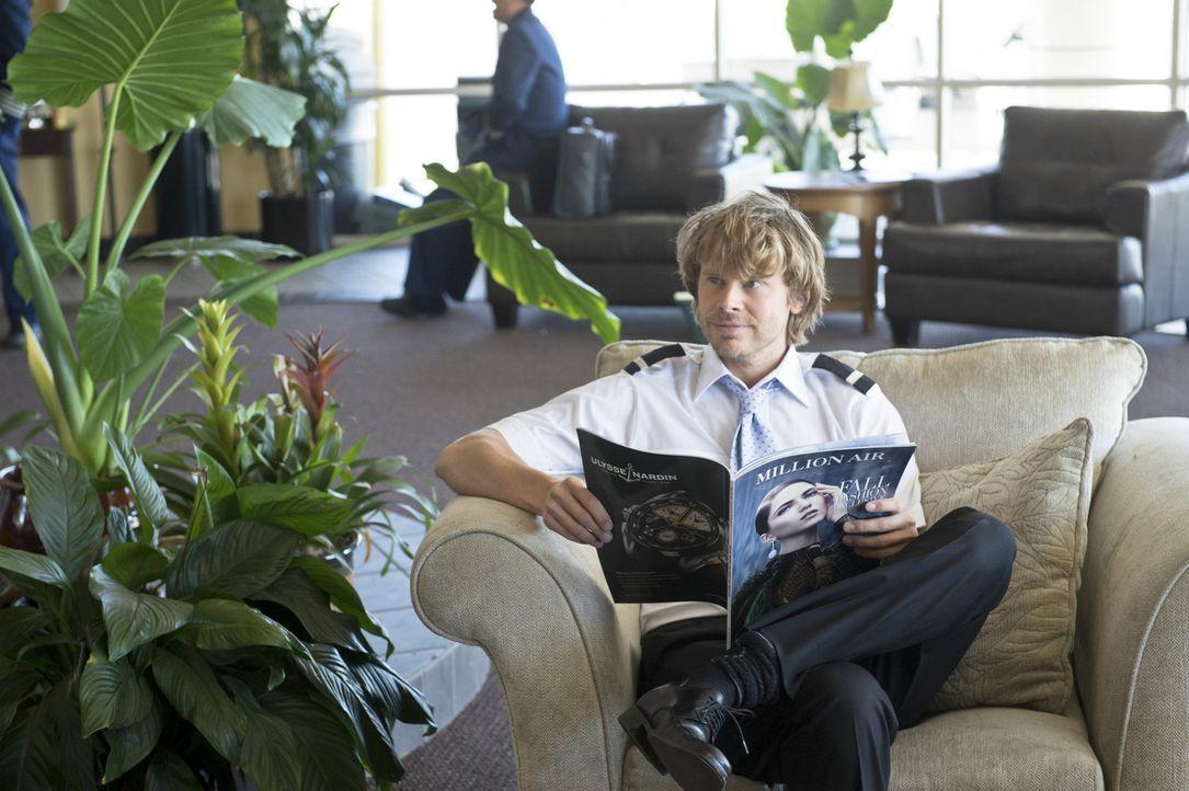 Ermittelt undercover, um einen neuen Fall zu lösen: Deeks (Eric Christian Olsen) ... - Bildquelle: CBS Studios Inc. All Rights Reserved.