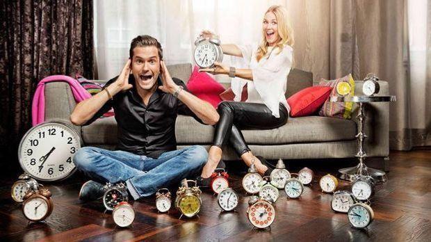 "Seit dem 06. Oktober 2014 ist Alina Merkau beim ""SAT.1-Frühstücksfernseh..."