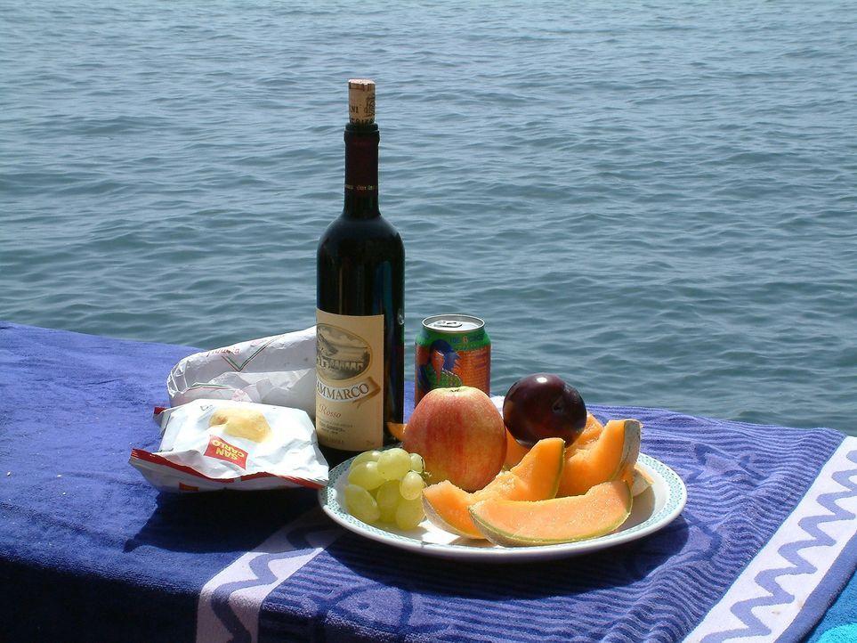 4. Wer Wein trinkt, ist schlankerDas sind doch mal gute Nachrichten! In Stud...