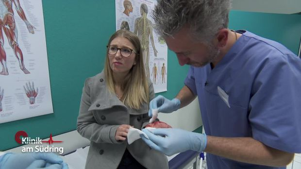 Klinik Am Südring - Klinik Am Südring - Lebensretterin In Gefahr!