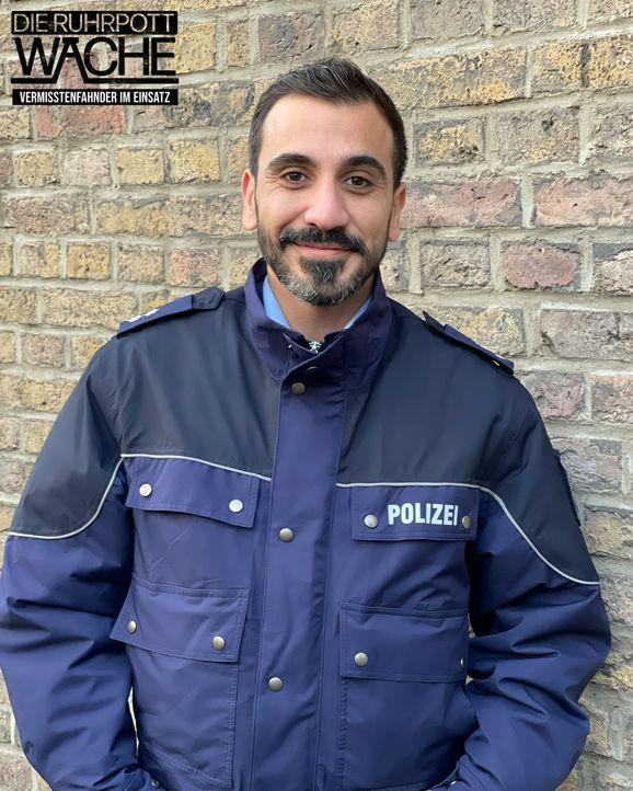 Can Yildiz - Polizeikommissar