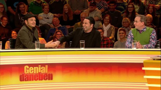Genial Daneben - Die Comedy Arena - Genial Daneben - Die Comedy Arena - Was Ist Das