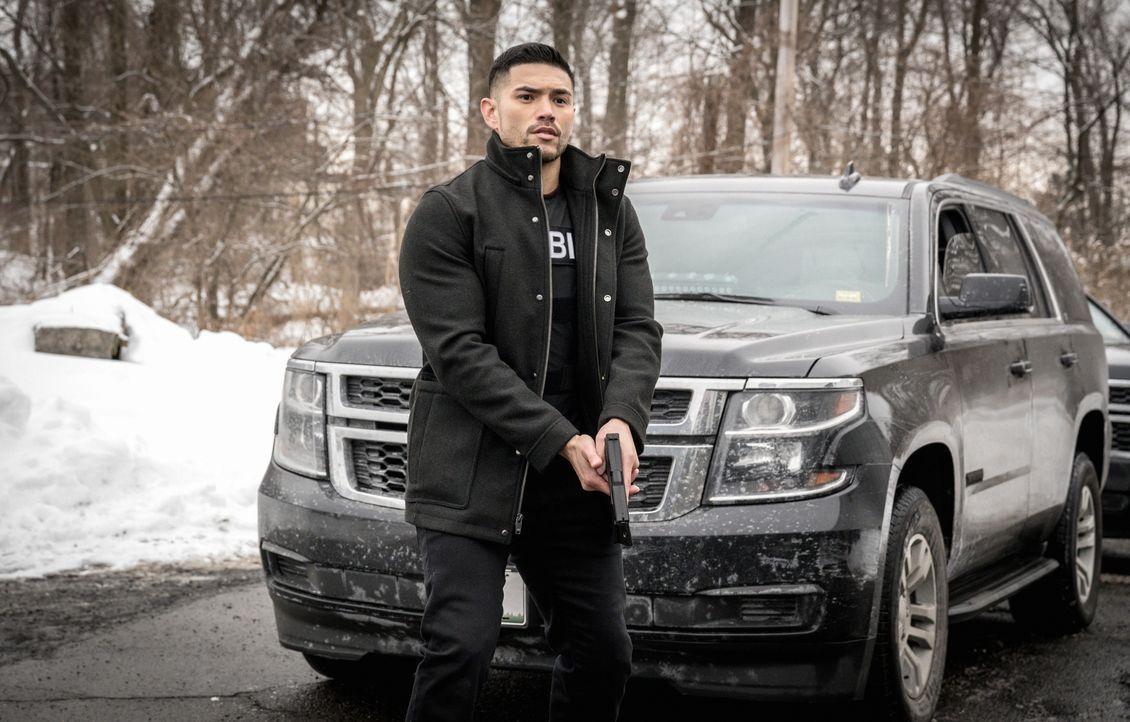 Ivan Ortiz (Miguel Gomez) - Bildquelle: Mark Schafer 2020 CBS Broadcasting Inc. All Rights Reserved. / Mark Schafer