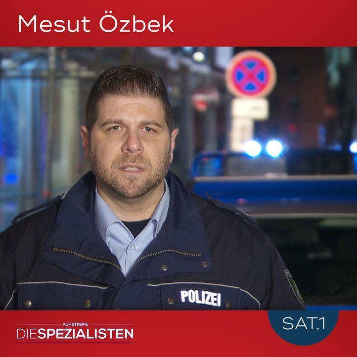 Mesut Özbek - Bildquelle: SAT.1