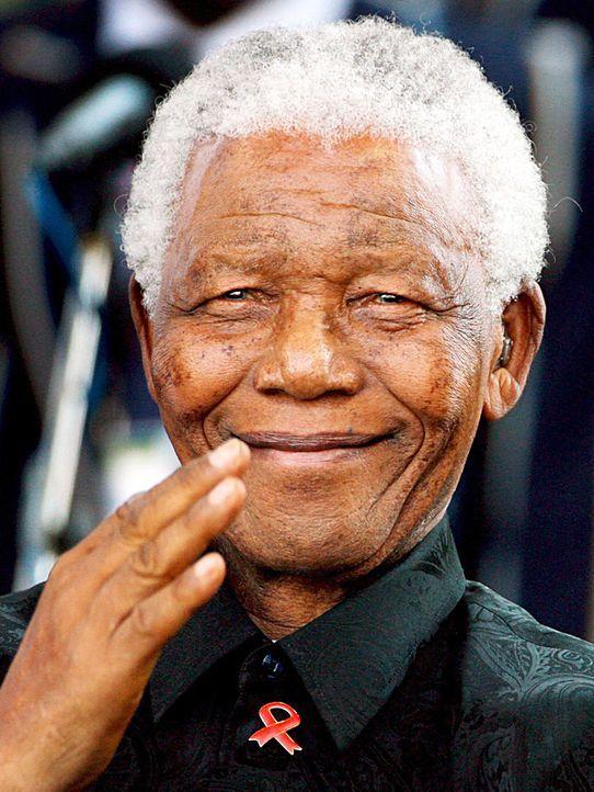 Nelson-Mandela-11-dpa - Bildquelle: dpa