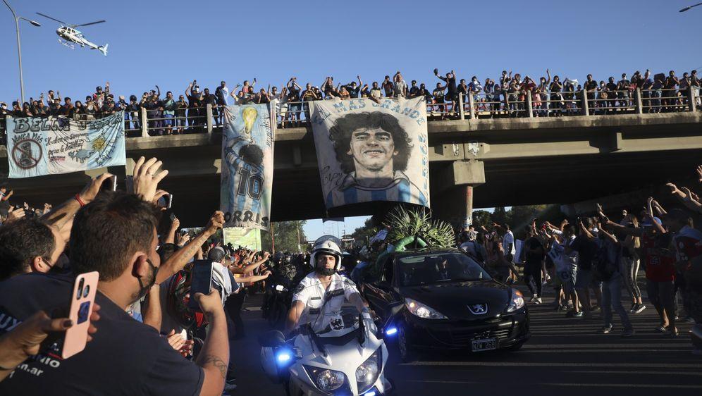 - Bildquelle: Rodrigo Abd/AP/dpa