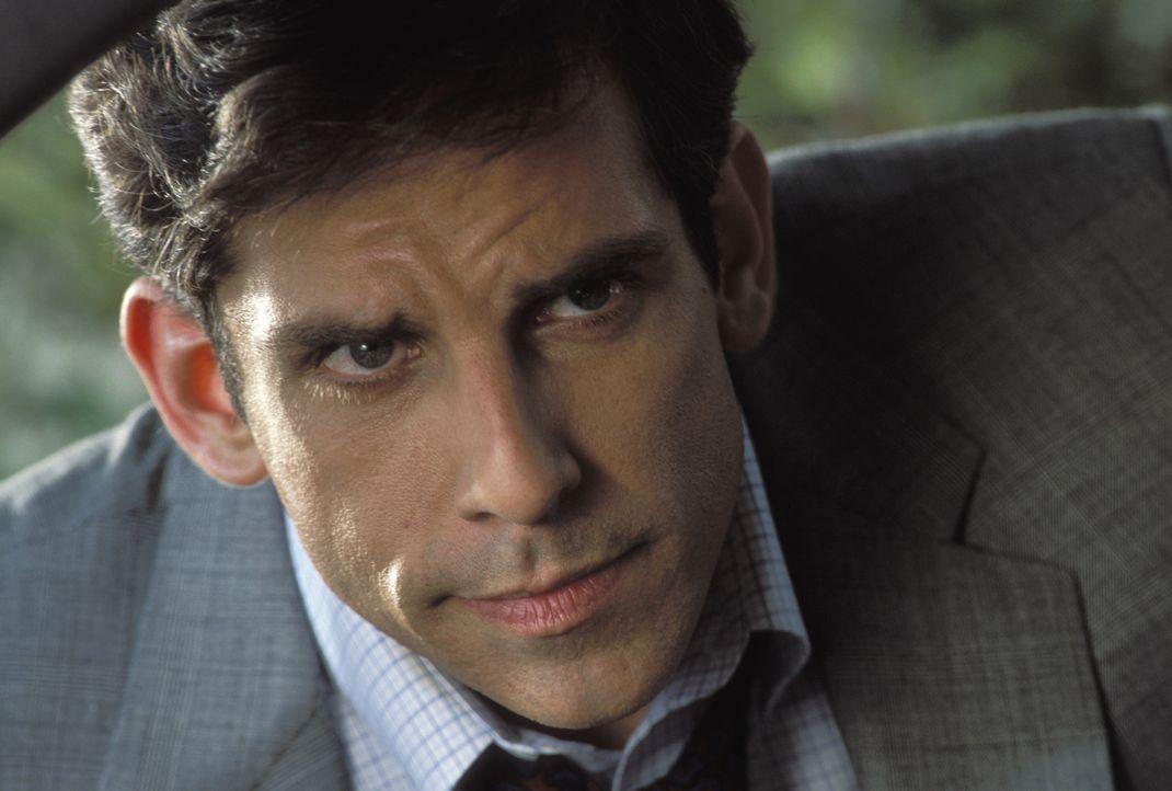 Während sein bester Freund und Nachbar, sein Haus zum Palast ausbaut, wird Tim (Ben Stiller) erst grün vor Neid, verliert danach seinen Job und läss... - Bildquelle: Sony 2007 CPT Holdings, Inc.  All Rights Reserved.