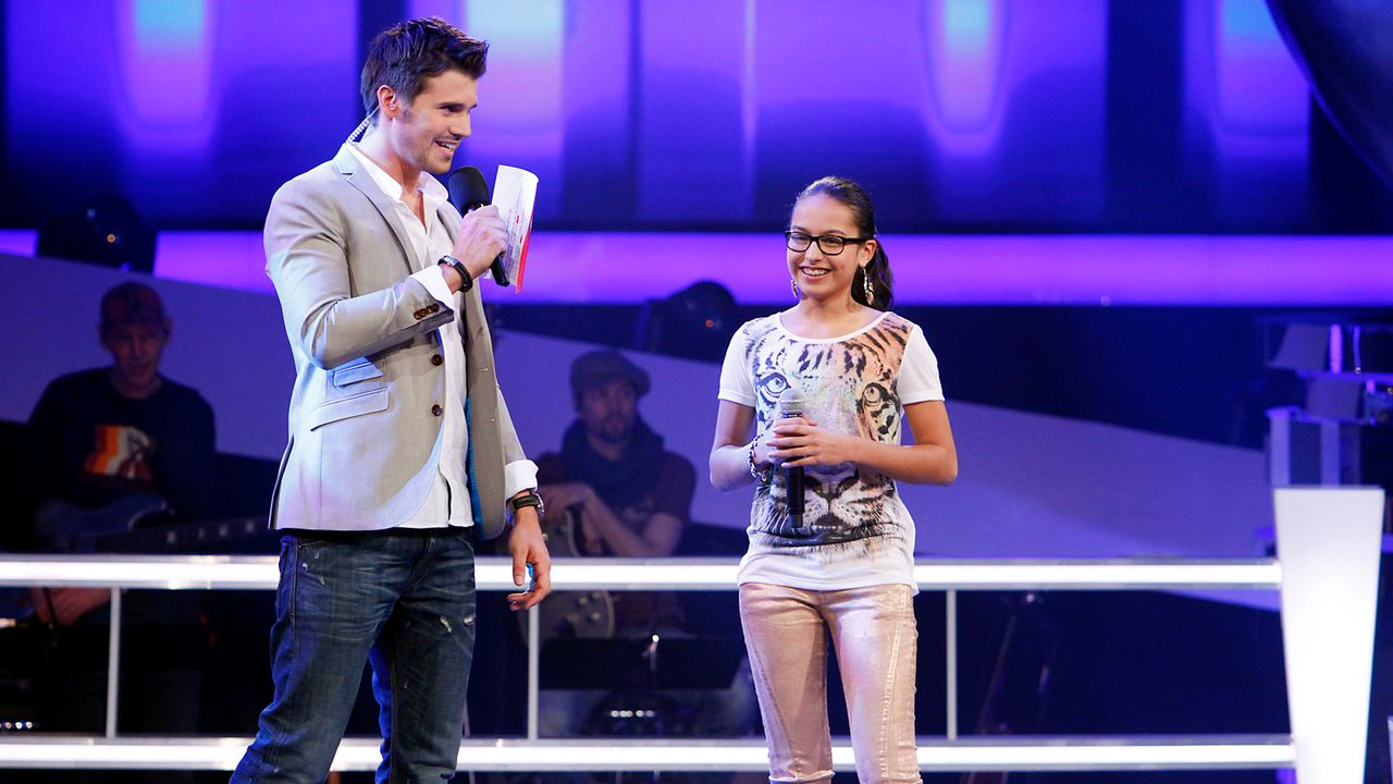 The-Voice-Kids-epi05-Maira-2-SAT1-Richard-Huebner - Bildquelle: SAT.1/Richard Hübner