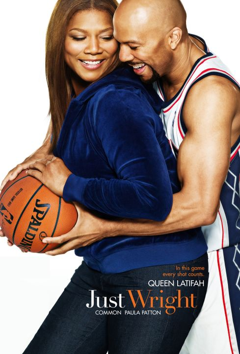 JUST WRIGHT - Plakatmotiv - Bildquelle: 2010 Twentieth Century Fox Film Corporation. All rights reserved.