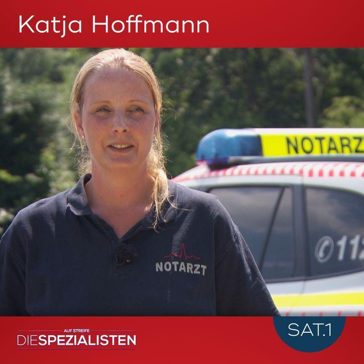 Katja Hoffmann - Bildquelle: SAT.1